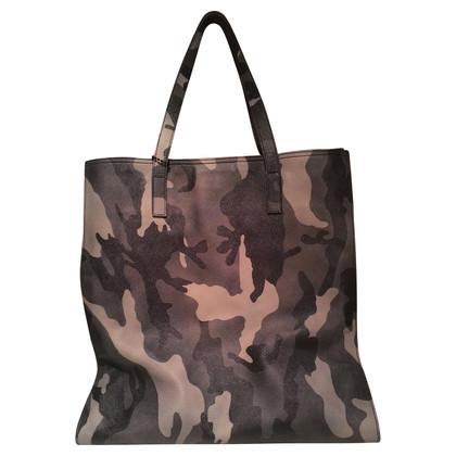 Prada Shopping bag camouflage