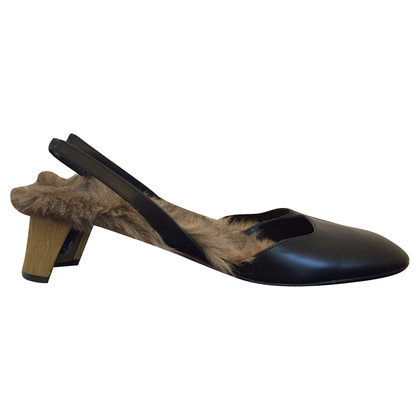 """Gucci """"Arielle"""" slingback of sandals"""