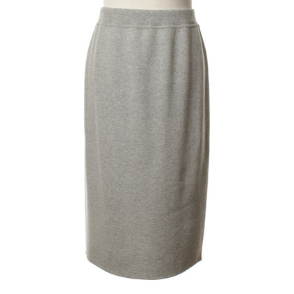 Escada Knit skirt in grey