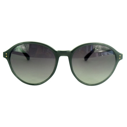 Linda Farrow Grey retro sunglasses