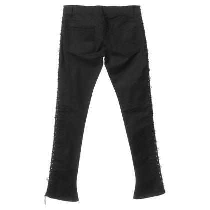Andere merken Superfine - broek met lace detail