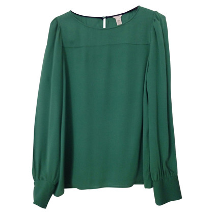 J. Crew Zijden blouse