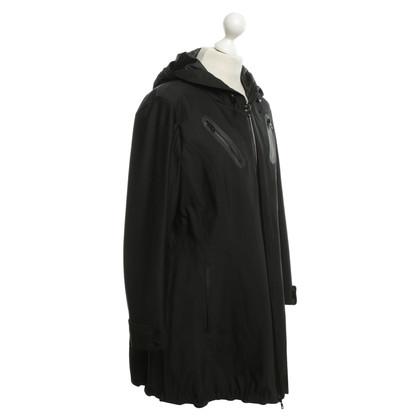 Marc Cain Pioggia Parker in Black