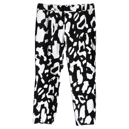 Escada Trousers with print