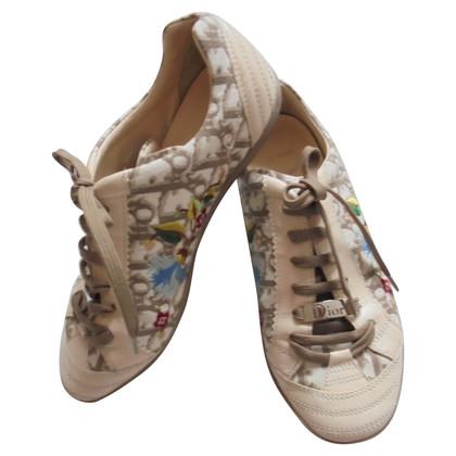 Christian Dior Sneakers mit Stickerei