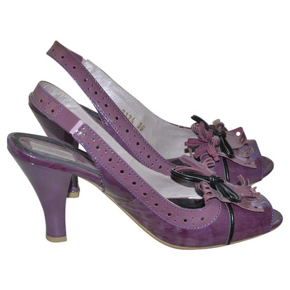 Other Designer Pumps purple
