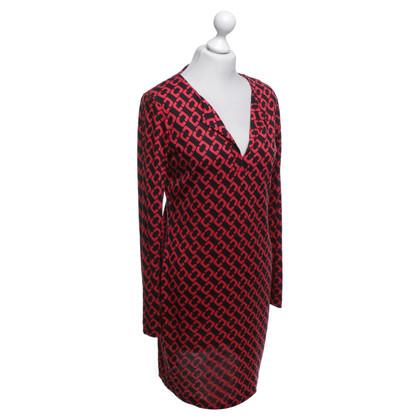 """Diane von Furstenberg Robe """"Reina L / S Vintage"""""""