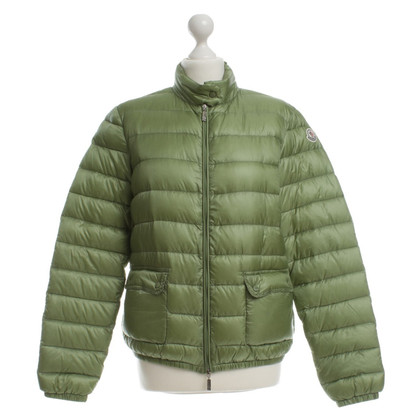 Moncler Down jacket in green
