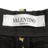 Valentino Shorts with animal pattern