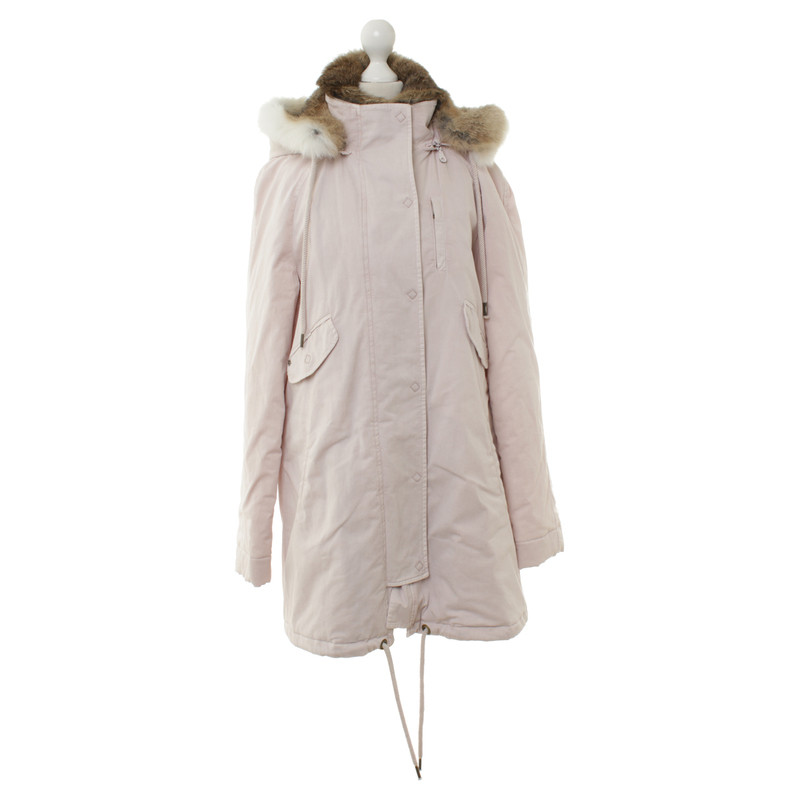 iq berlin parka in rosa second hand iq berlin parka in rosa gebraucht kaufen f r 220 00 287944. Black Bedroom Furniture Sets. Home Design Ideas