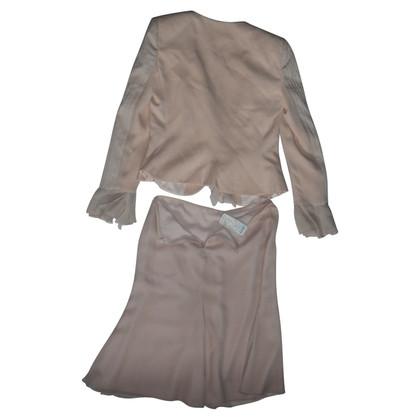 Armani Collezioni silk skirt