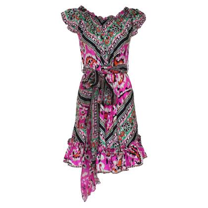 Blumarine Robe en soie