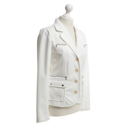 Bogner Blazer in White