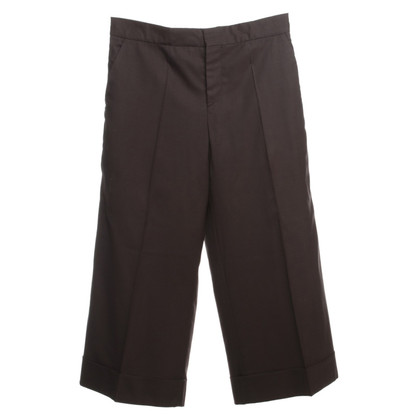 Marni Wool culotte in Brown