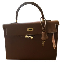 "Hermès ""Kelly Bag 32"" made of epsom leather"