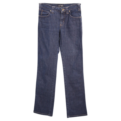 Armani Jeans Jeans pants in dark blue