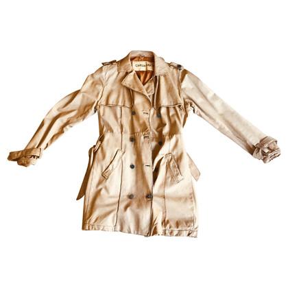 Giorgio Brato cappotto di pelle