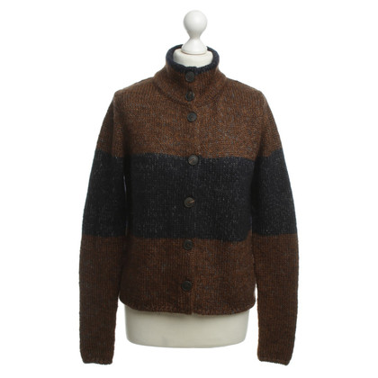 Riani Cardigan Brown/Blue