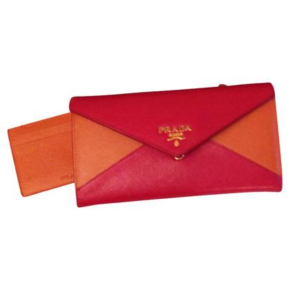 Prada Prada wallet.