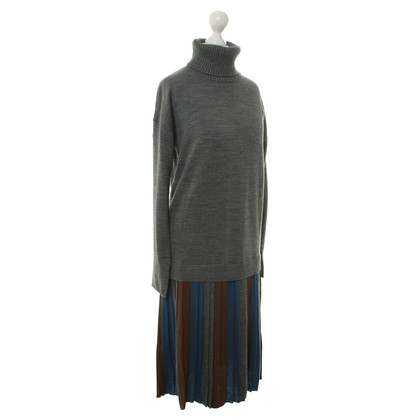 Stefanel Knit dress in grey