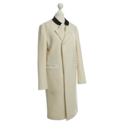 Other Designer Designer remix - coat in cream