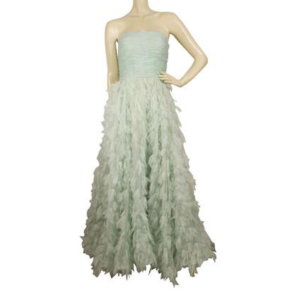 Oscar de la Renta Zijden jurk