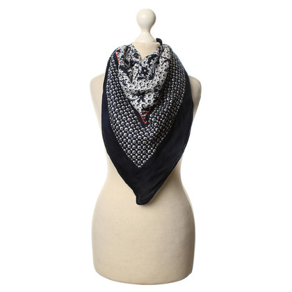 "French Connection ""Abigal Border"" scarf"