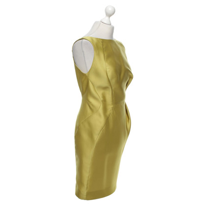 J. Mendel Dress in yellow