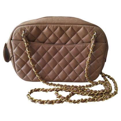 Chanel Umhängetasche in Beige