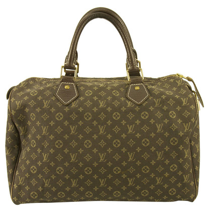 "Louis Vuitton ""Speedy 30 Monogram idillio"""