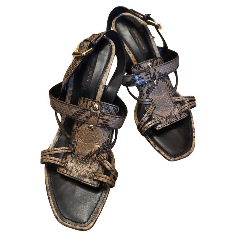 louis vuitton sandals cheap