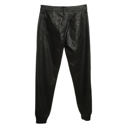 Mother Pantaloni in Black