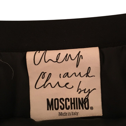 Moschino Cheap and Chic gonna nera