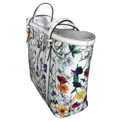 Gucci Großer Flora Shopper