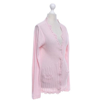 Odd Molly Cardigan in rosa