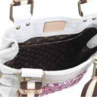 Louis Vuitton  Canvas Globe Shopper MM