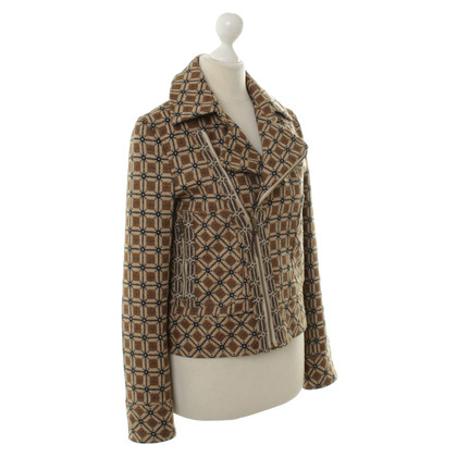 Cacharel Jacket with pattern