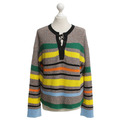 Lala Berlin Sweater with striped pattern