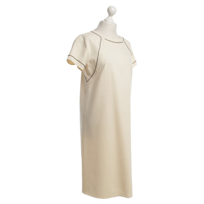 Bottega Veneta Kleid in Beige