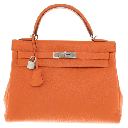 """Hermès """"Leather Kelly Bag 32 Togo"""""""