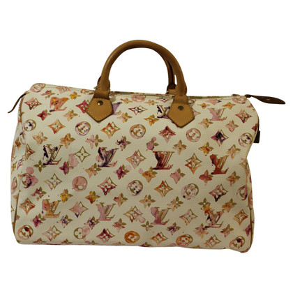 Louis Vuitton Speedy Aquarell 35