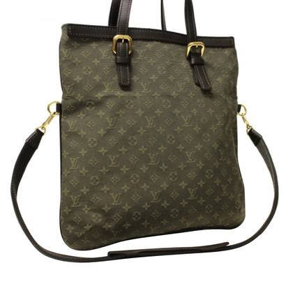Louis Vuitton Francoise Mini Lin Verde