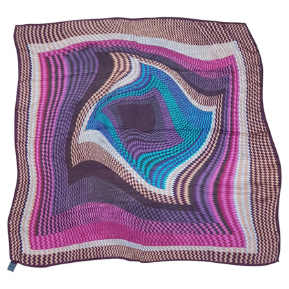Missoni Silk scarf with print