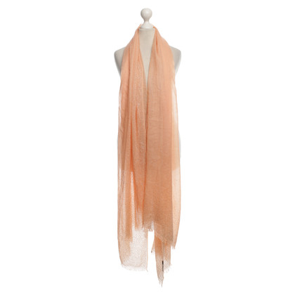 Allude Cloth in apricot