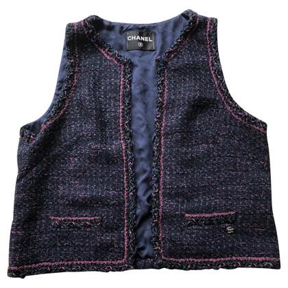 Chanel Bouclé vest
