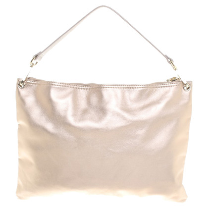 Ted Baker clutch made of leather