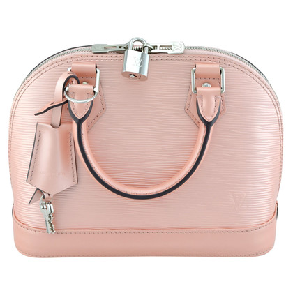 "Louis Vuitton ""Alma BB Epi Leder Rose Nacre"""