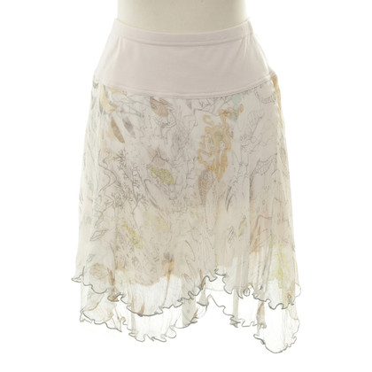 Marc Cain skirt with Ruffles