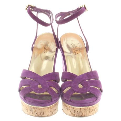 Violett Wedges Sebastian Violett Wedges Violett Violett Sebastian in in Sebastian IRRq6zxf