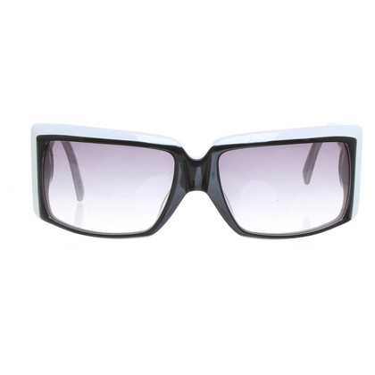Ferre Sunglasses in black/white